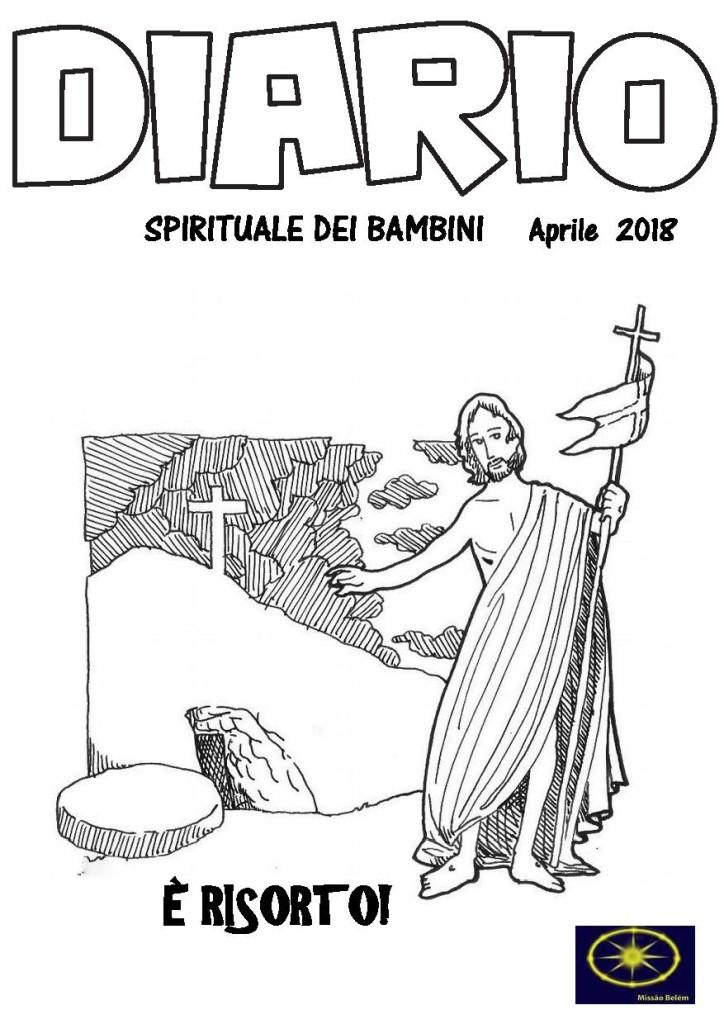 diario bambini aprile
